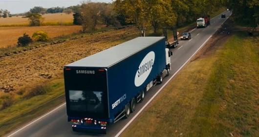 Samsung zaprezentował Safety Car 2