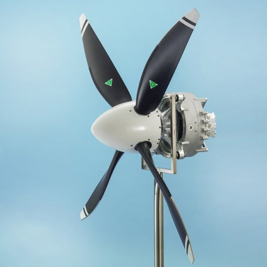 Siemens pobił wszelkie rekordy, zrobił silnik elektryczny do samolotów o mocy 260 kW i wadze zaledwie 50 kg