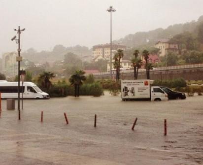Soczi, Rosja - Ulewne deszcze i powódź 6