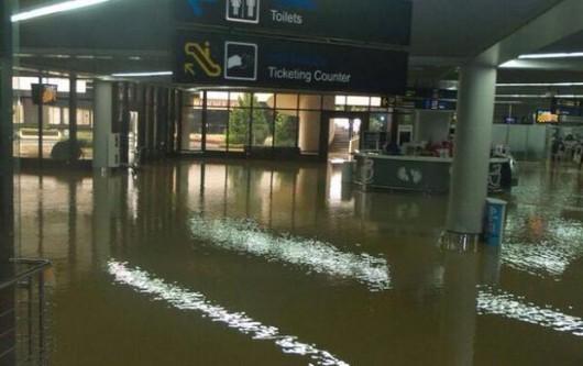 Soczi, Rosja - Ulewne deszcze i powódź 8