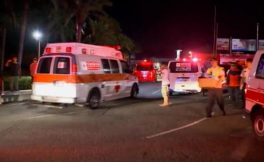 Tajwan - W pożarze parku rozrywki rannych zostało 509 osób 2