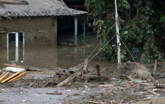 Tbilisi, Gruzja - Ogromna powódź w bardzo krótkim czasie 32