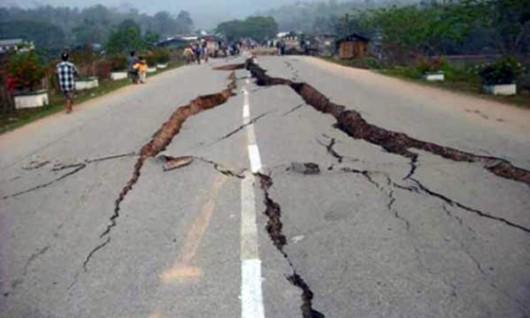 Trzęsienie ziemi w Malezji 4