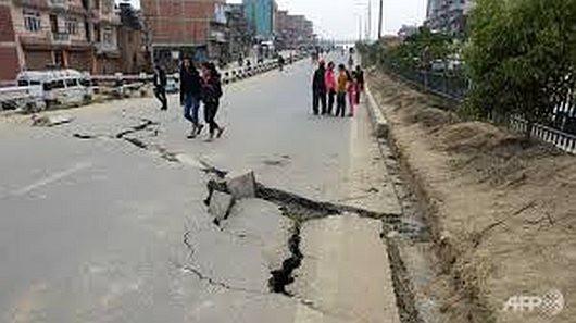 Trzęsienie ziemi w Malezji 5
