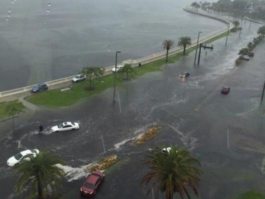 USA - Nawałnica na Florydzie 5