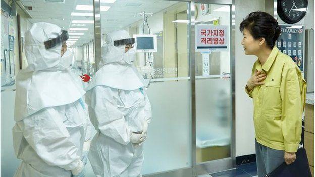 Wirus MERS - Korea Południowa