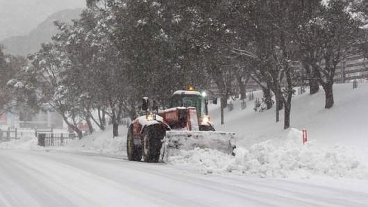 Śnieg sypie w Australii -12