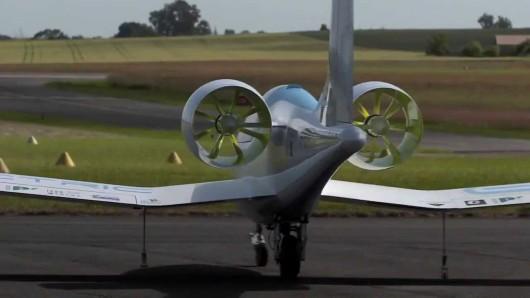 Airbus - E-Fan 2