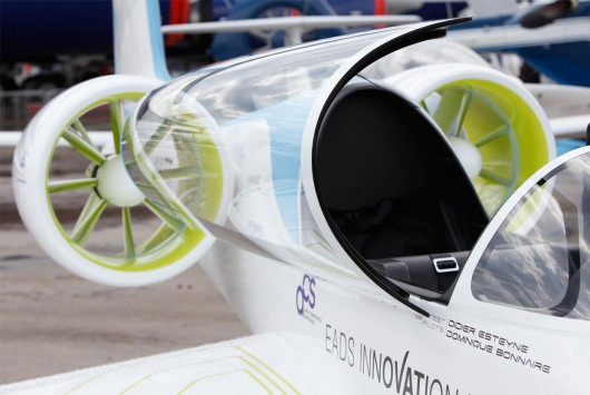 Airbus - E-Fan 3