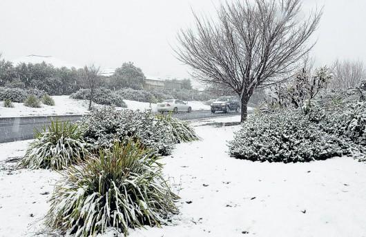 Australia - Największe od 50 lat opady śniegu -1