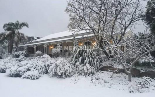 Australia - Największe od 50 lat opady śniegu -11