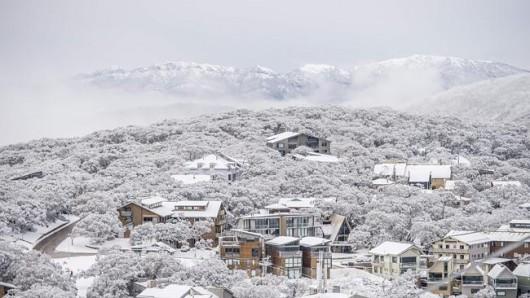 Australia - Największe od 50 lat opady śniegu -3