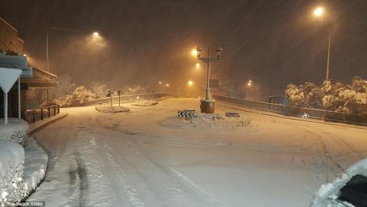Australia - Największe od 50 lat opady śniegu -4
