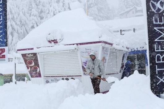 Chile - Niskie temperatury i duże opady śniegu spowodowały duże straty w rolnictwie -2