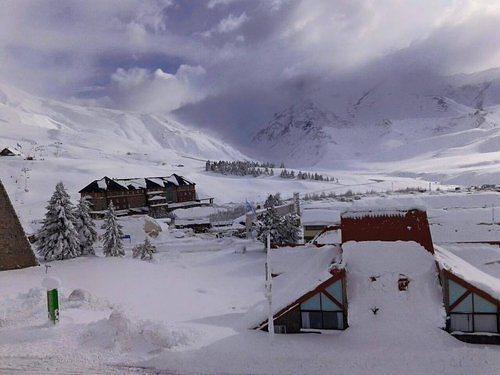 Chile - Niskie temperatury i duże opady śniegu spowodowały duże straty w rolnictwie -4