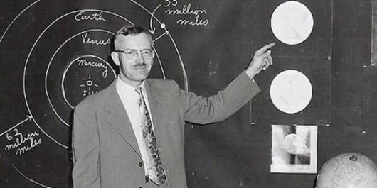 Clyde Tombaugh - Odkrywca Plutona