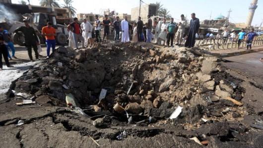 Irak - 115 ofiar i 170 rannych w zamachu z użyciem samochodu pułapki