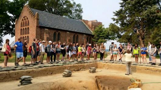 Jamestown, USA - Odkopano szczątki czterech mężczyzn, którzy najprawdopodobniej byli pierwszymi przywódcami kolonistów -1