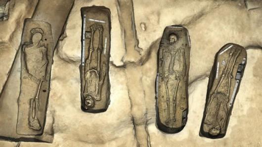 Jamestown, USA - Odkopano szczątki czterech mężczyzn, którzy najprawdopodobniej byli pierwszymi przywódcami kolonistów -4