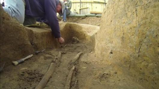 Jamestown, USA - Odkopano szczątki czterech mężczyzn, którzy najprawdopodobniej byli pierwszymi przywódcami kolonistów -5