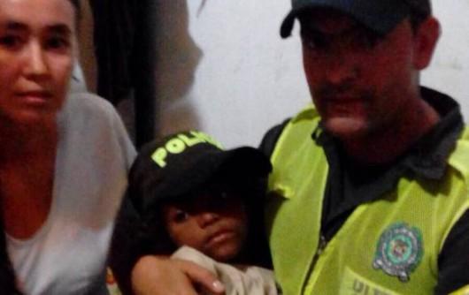 Kolumbia - Siedmioletnia dziewczynka odnalazła się żywa i zdrowa po blisko trzech tygodniach od zaginięcia w dżungli 2