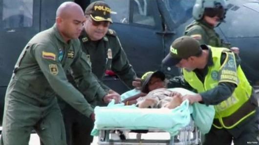 Kolumbia - Siedmioletnia dziewczynka odnalazła się żywa i zdrowa po blisko trzech tygodniach od zaginięcia w dżungli