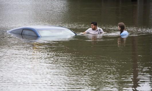 Meksyk - Powódź 3