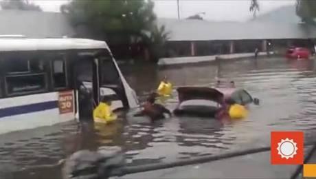 Meksyk - Powódź 4