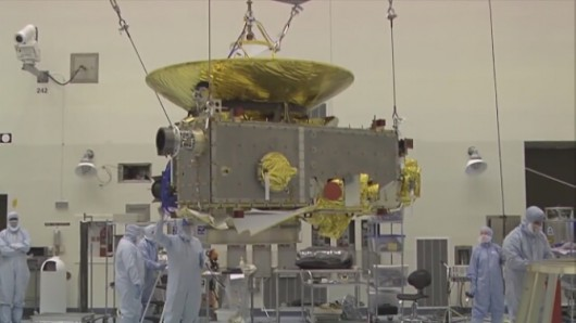 Misja New Horizons trwa już prawie 10 lat