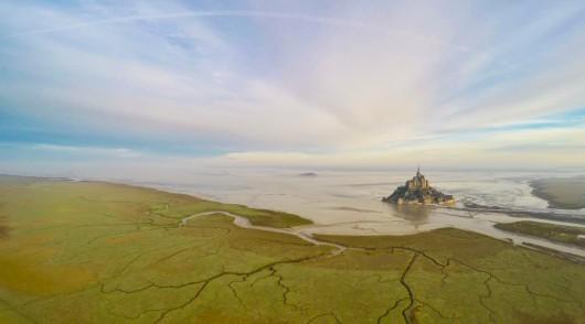 """2 miejsce w kategorii Miejsca: """"Mont-Saint-Michel"""" Wanaiifilms"""