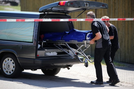 Niemcy - 18-latek zastrzelił dwie osoby w Leutershausen 2