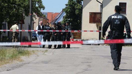 Niemcy - 18-latek zastrzelił dwie osoby w Leutershausen
