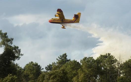 Pessac, Francja - Pożar zniszczył 600 ha lasów, ewakuowano kilkaset osób -2