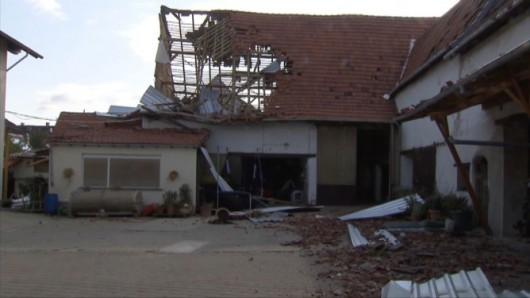 Polska - 2900 interwencji straży, wichury uszkodziły 125 budynków 6