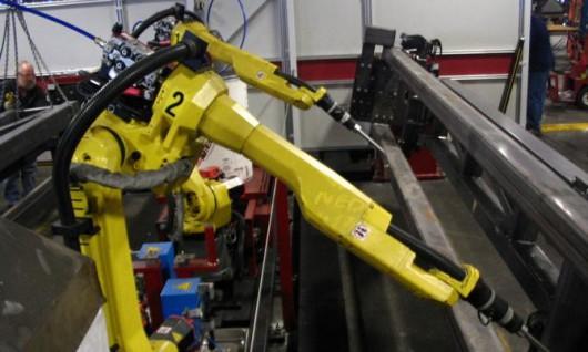 Robot produkcyjny zabił pracownika Volkswagena