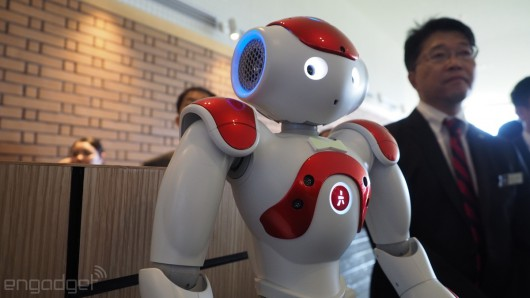 Sasebo, Japonia - Otwarto pierwszy na świecie hotel, który obsługują roboty -10
