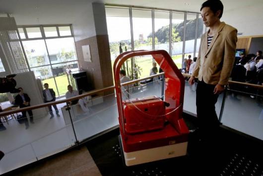 Sasebo, Japonia - Otwarto pierwszy na świecie hotel, który obsługują roboty -6