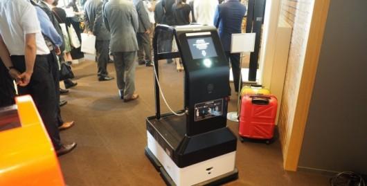 Sasebo, Japonia - Otwarto pierwszy na świecie hotel, który obsługują roboty -8