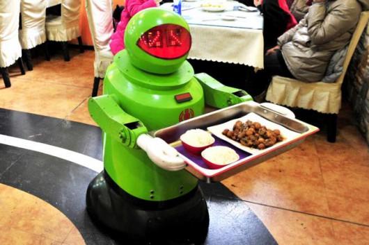 Sasebo, Japonia - Otwarto pierwszy na świecie hotel, który obsługują roboty -9