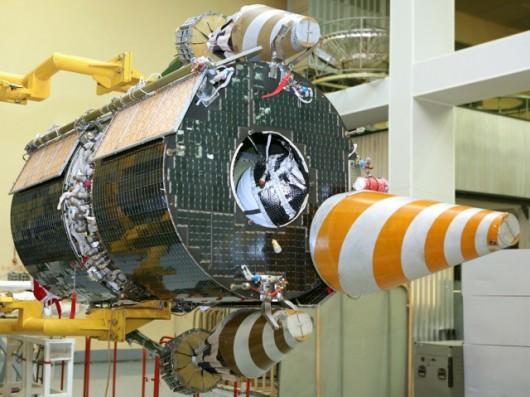 Satelita komunikacyjny systemu Rodnik, to obok nich na orbitę miał polecieć Kosmos-2499