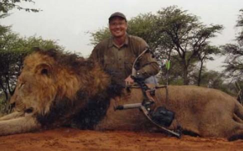 Stomatolog z Ameryki zabił narodowy symbol Zimbabwe -2