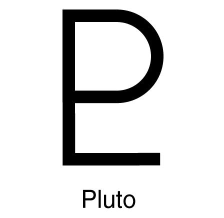 Symbol Plutona