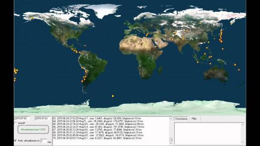 Trzęsienia ziemi w MIDI