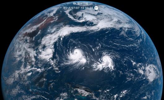 Trzy tajfuny - 3