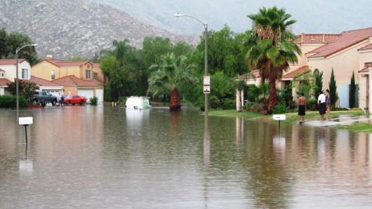 USA - W Kalifornii wystąpiły ogromne opady, tak mokro nie było od ponad 100 lat -3
