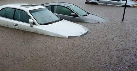 USA - W Kalifornii wystąpiły ogromne opady, tak mokro nie było od ponad 100 lat -5