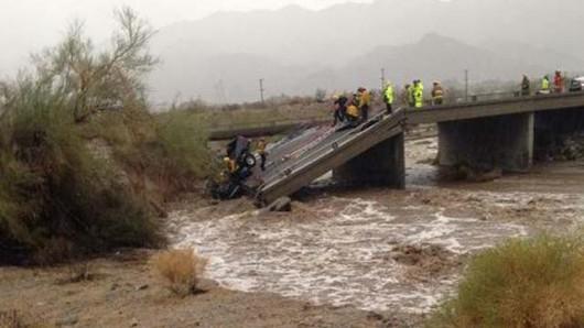 USA - W Kalifornii wystąpiły ogromne opady, tak mokro nie było od ponad 100 lat -6