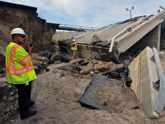 USA - W Kalifornii wystąpiły ogromne opady, tak mokro nie było od ponad 100 lat -7