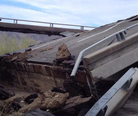 USA - W Kalifornii wystąpiły ogromne opady, tak mokro nie było od ponad 100 lat -8