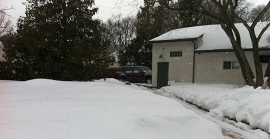 USA - W Montanie i Wyoming spadł śnieg w środku lata